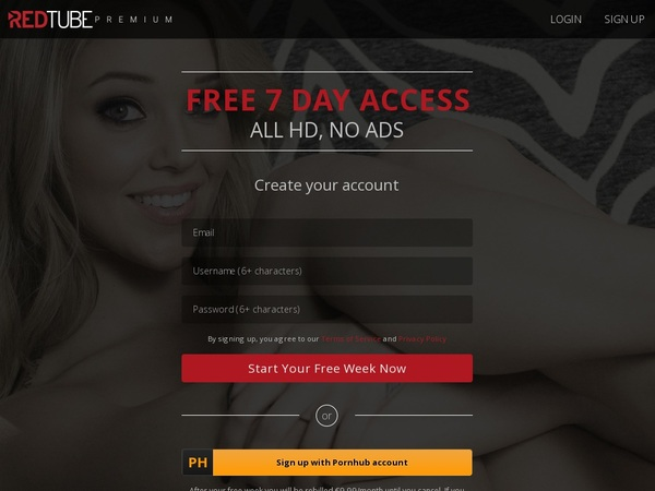 Free Access To Red Tube