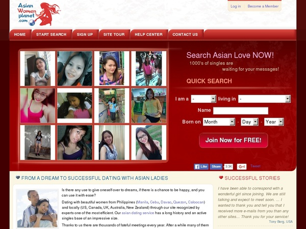 Get Asianwomenplanet.com For Free