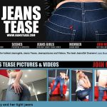 Jeans Tease Free Pictures