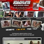 Paypal Girlsnextdoorabused.com Join