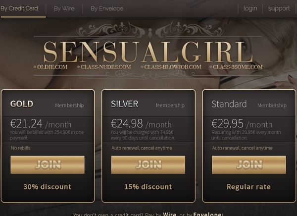 Sensualgirl.com Best Videos