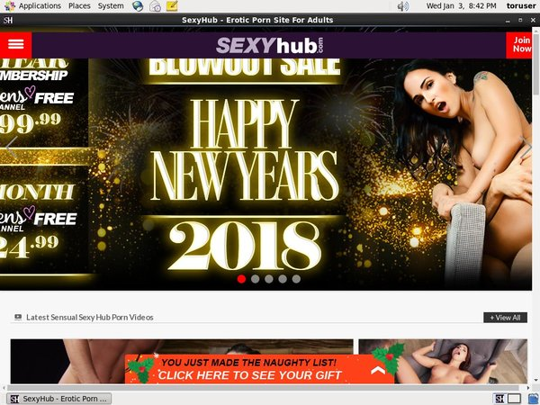 Sexyhub Exclusive Discount