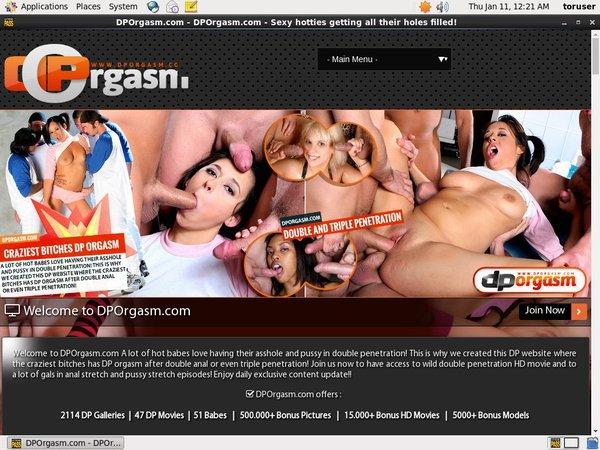 Subscribe To Dporgasm
