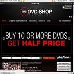 The DVD Shop Get Discount