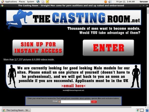 Thecastingroom.net Code