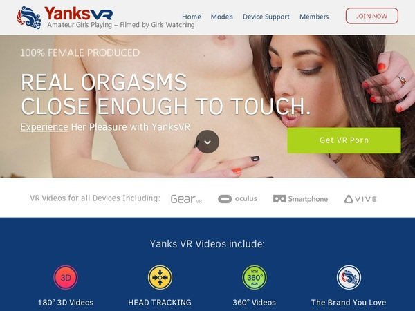 Yanks VR Girls
