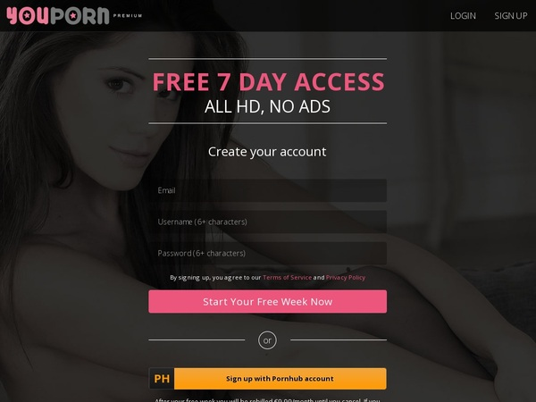Youpornpremium.com With Paypal