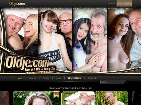 Oldje.com Login Codes
