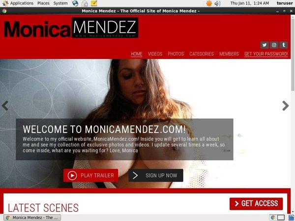 Monica Mendez Real Passwords
