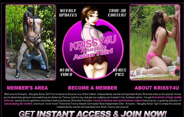 Krissy4u Discount 70% Off