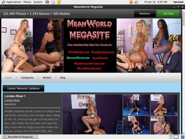 Video Meanworld.com Free