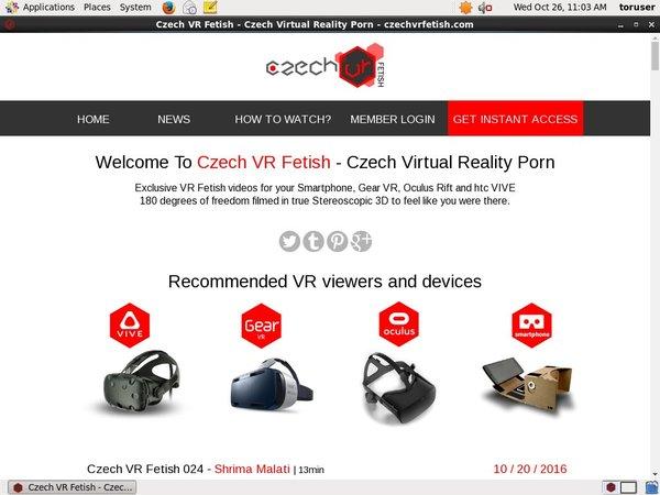 Czechvrfetish.com Ad