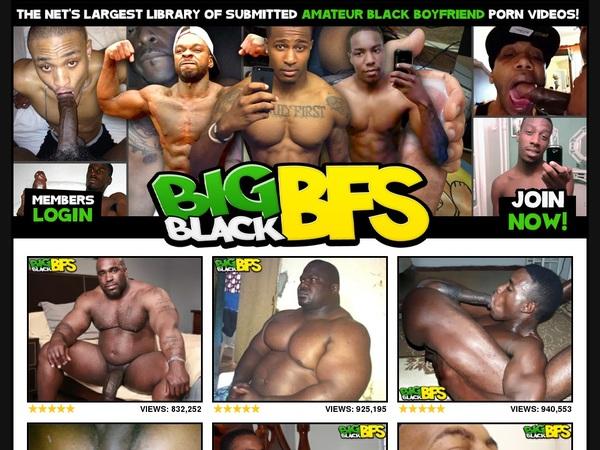 Big Black BFs With Direct Debit