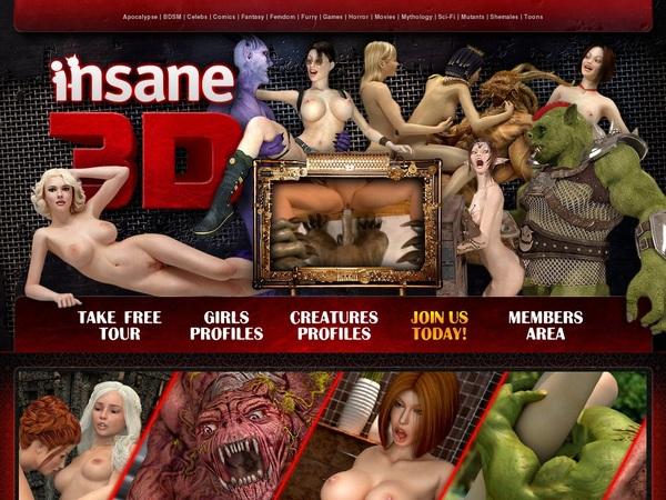 Insane 3D Segpayeu Com