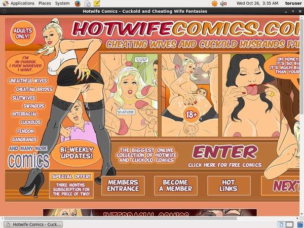 Hotwifecomics.com Guys