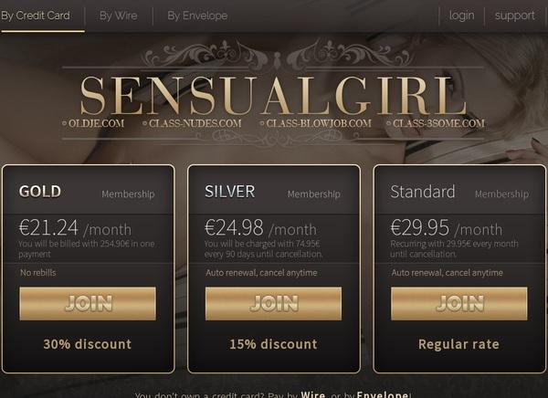 Sensual Girl Vids