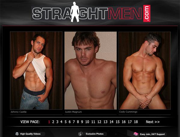 Straight Men Inside